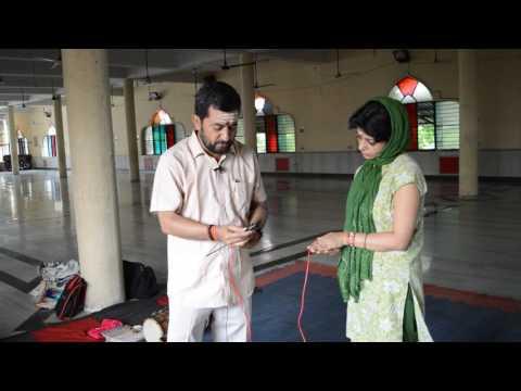 LECHER ANTENNA  ENERGY  CHANNEL  CHAKRA  HEALING  BY PT RAJESHWAR PRASAD POKHRIYAL