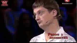 """Игорь Кондратюк в шоу """"Куб"""""""