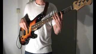 Video LTD - Back in Love Again - Bass Cover download MP3, 3GP, MP4, WEBM, AVI, FLV Juni 2018
