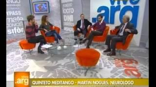 Vivo en Argentina - Homenaje a Piazzolla: Meditango - 05-07-12