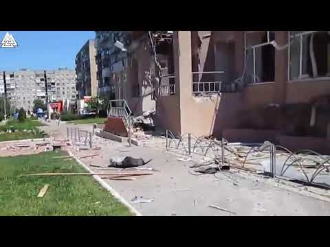 Горловка, ж м Строитель, магазин Купец 29 07 2014 года