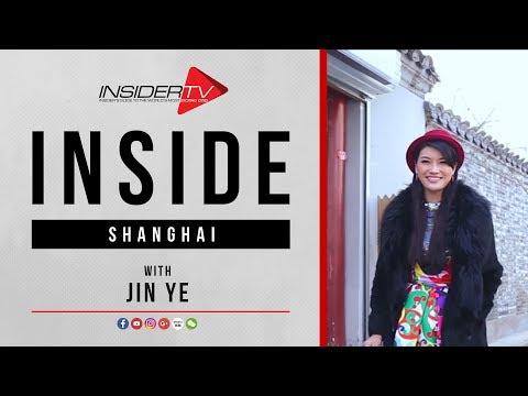INSIDE Shanghai with Jin Ye | Travel Guide | November 2017