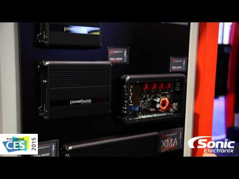 PowerBASS ACS and XMA Series Amplifiers | CES 2015