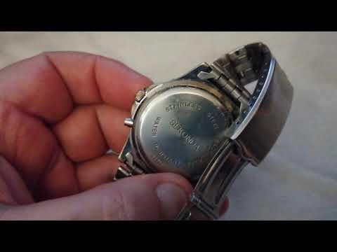 Sekonda  Ana-digi Diver-ish Vintage Watch