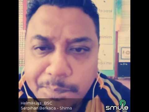 Serpihan Berkaca _ cover (Shima)