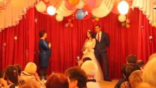 очень трогательное поздравление от мамы для невесты
