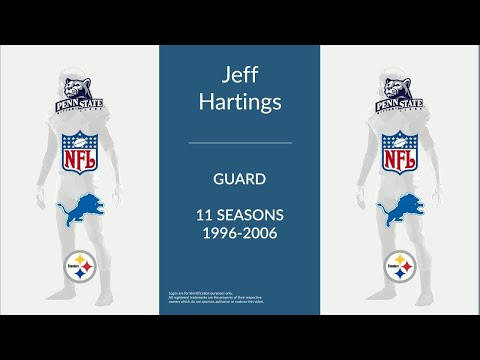 Jeff Hartings: Football Guard and Center