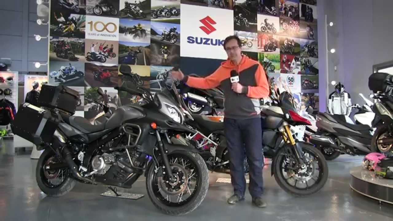 motos garage tv intro motos desafio gaditano suzuki v. Black Bedroom Furniture Sets. Home Design Ideas