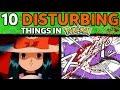 10 Disturbing Things in Pokemon You Didn't...