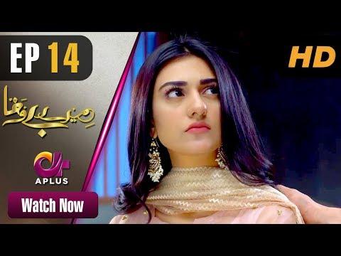 Mere Bewafa - Episode 14 | Aplus Dramas | Agha Ali, Sarah Khan, Zhalay | Pakistani Drama