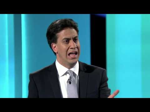 Ed Miliband vs Skepta - That