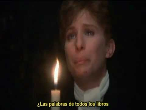 PAPÁ, CAN YOU HEAR ME. - Barbara Streisand
