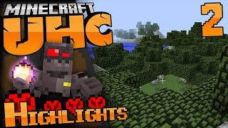 Minecraft UHC Highlights Episode 2: No Luck