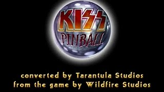 PSX Longplay [299] Kiss Pinball