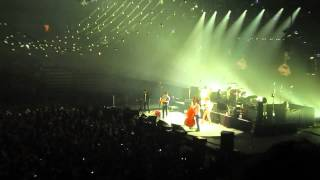 Mumford and Sons Little Lion Man Rexall place Edmonton,AB may 22 2013