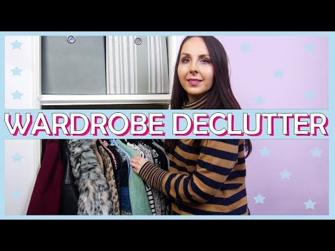 Wardrobe Declutter Part 1: Dresses, Jumpers & Tops | Behind The Scent