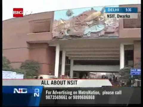 NSIT @ NDTV (1/3)