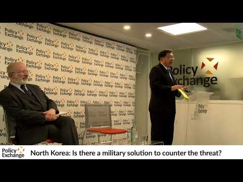 North Korea – Is there a military solution to counter the th