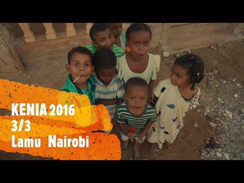 Kenia 2016 (3/3) // Shela, Lamu, Nairobi, Karen Blixen