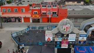 Muscle Beach Contest Tour - Labor Day 2018