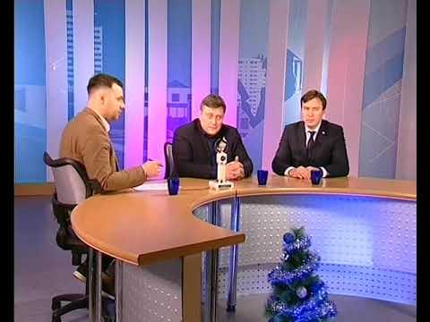 Дубна ТВ. Ближе к делу - М. Данилов, С. Куликов.