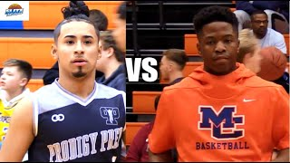 Julian Newman REMATCH vs Zion Harmon!! Prodigy Prep vs Marshall County