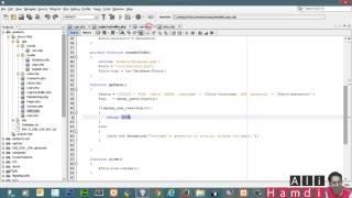 9 PHP MySQL OOP MVC Login Controller Mp3