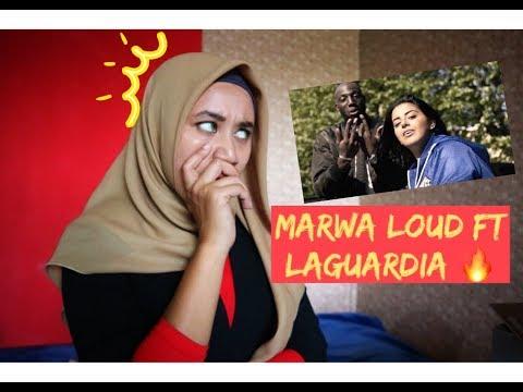Marwa Loud - Je Voulais Ft. Laguardia (Clip Officiel) | INDONESIA REACTION