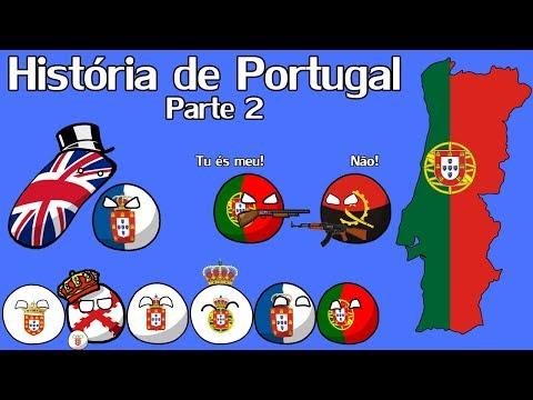 A História de Portugal - Parte 2