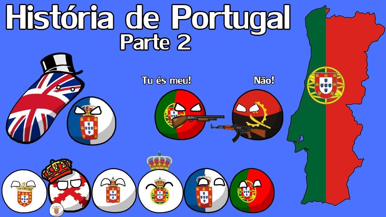 A História de Portugal - Parte 2 - YouTube