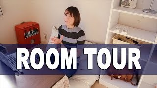 [日本語字幕]Моя японская квартира ROOM TOUR 日本に住んでいる外国人のルームツアー