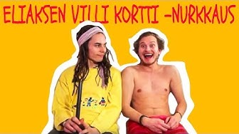 Eliaksen Villi Kortti -Nurkkaus - Ikea ja Ikean hylly