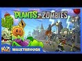 [Kizi Games] Plants vs Zombies → Walkthrough