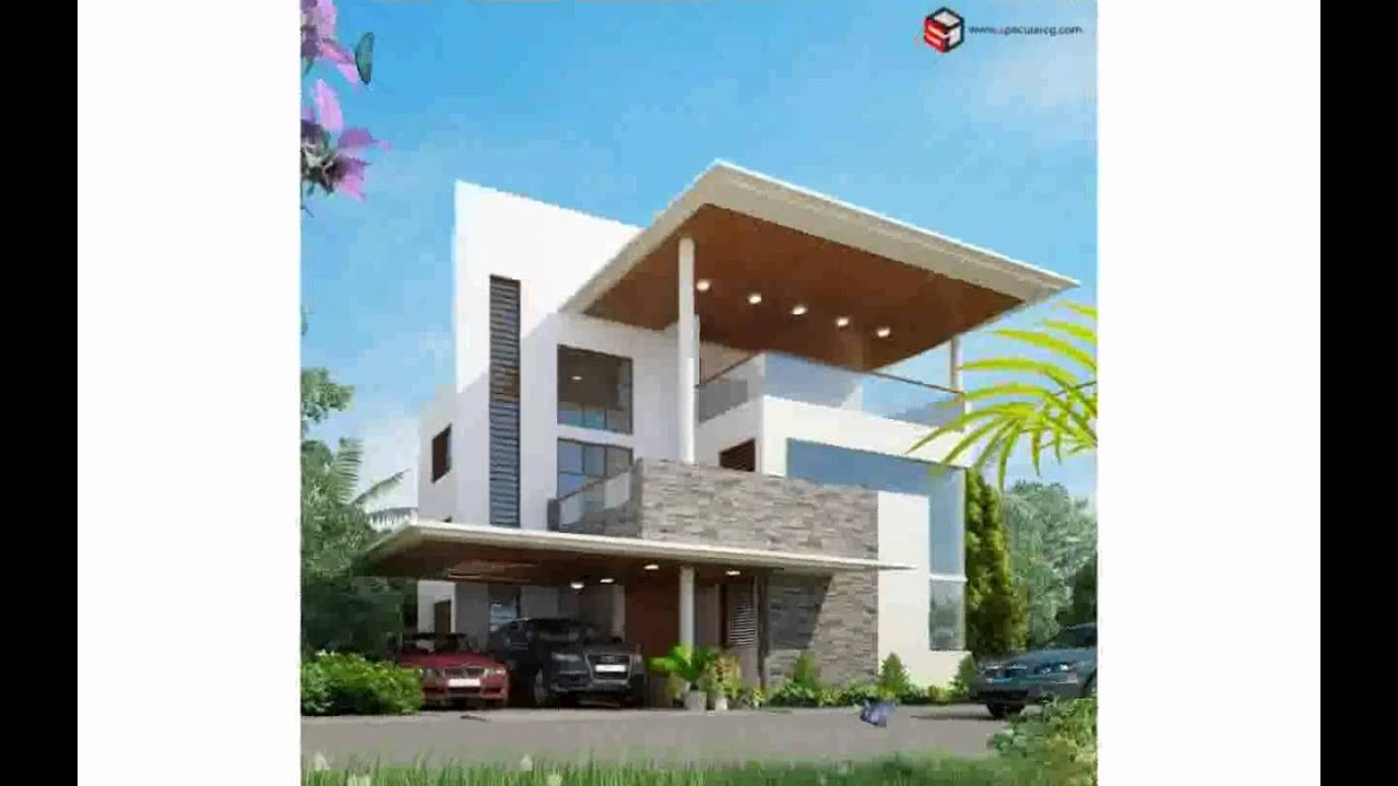 Architectural Designs Houses - YouTube