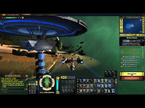 Star Trek Online gameplay: