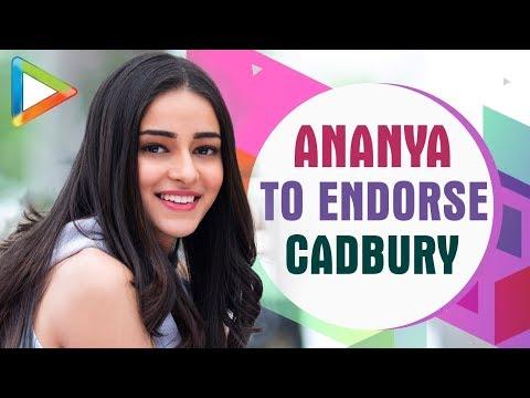 WOW: Ananya Panday to Endorse Cadbury | SOTY 2 | Pati, Patni Aur Woh | Kartik Aaryan Mp3