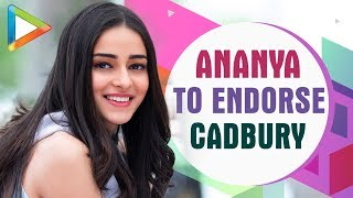 WOW: Ananya Panday to Endorse Cadbury   SOTY 2   Pati, Patni Aur Woh   Kartik Aaryan