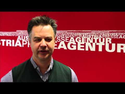 APA-Campus: Walter Longauer (Ressortleiter Inforgrafik); APA - Austria Presse Agentur