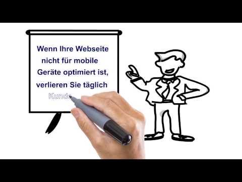 Mobile Webseite Gestalten