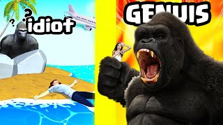TAMING the STRONGEST GORÏLLA in Wildlife Survival (Wild Life simulator)