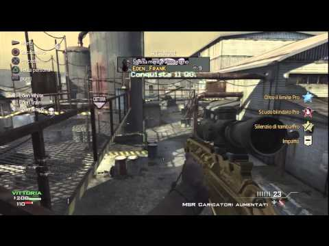 Eden vs iN 2-0 (Full Game Carbon) [MW3,M-CM,PS3]