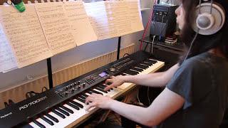 Sepultura - Kaiowas - piano cover