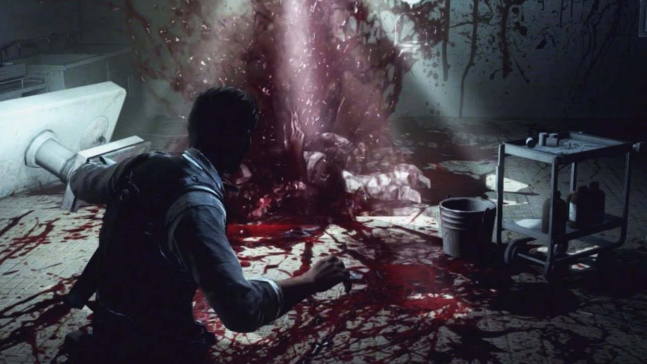 The Evil Within Free Download PC Games