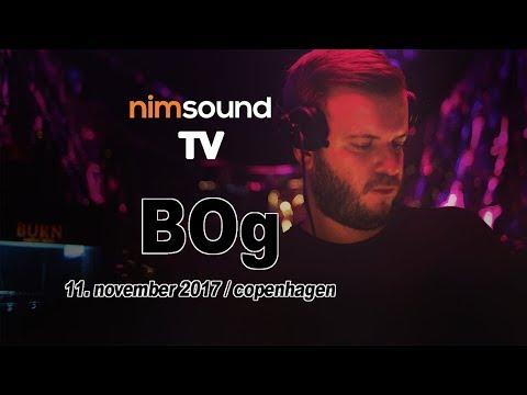 Nim Sound TV / BOg @ IG60 by CPH Deep (11. Nov. 2017) / DJ Set / House & Techno