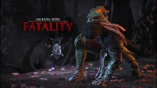 Mortal Kombat X: Online  Bo' Rai Cho, what a joke!