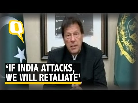 Pakistan Prime Minister Imran Khan Speaks on Pulwama Attack