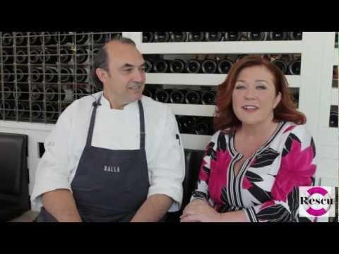 Chef Stefano Manfredi of Balla Restaurant Interview
