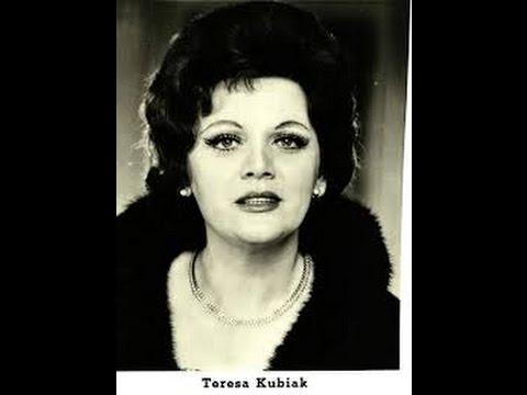 """Teresa Kubiak sings """"Four last songs"""" by Richard Strauss"""
