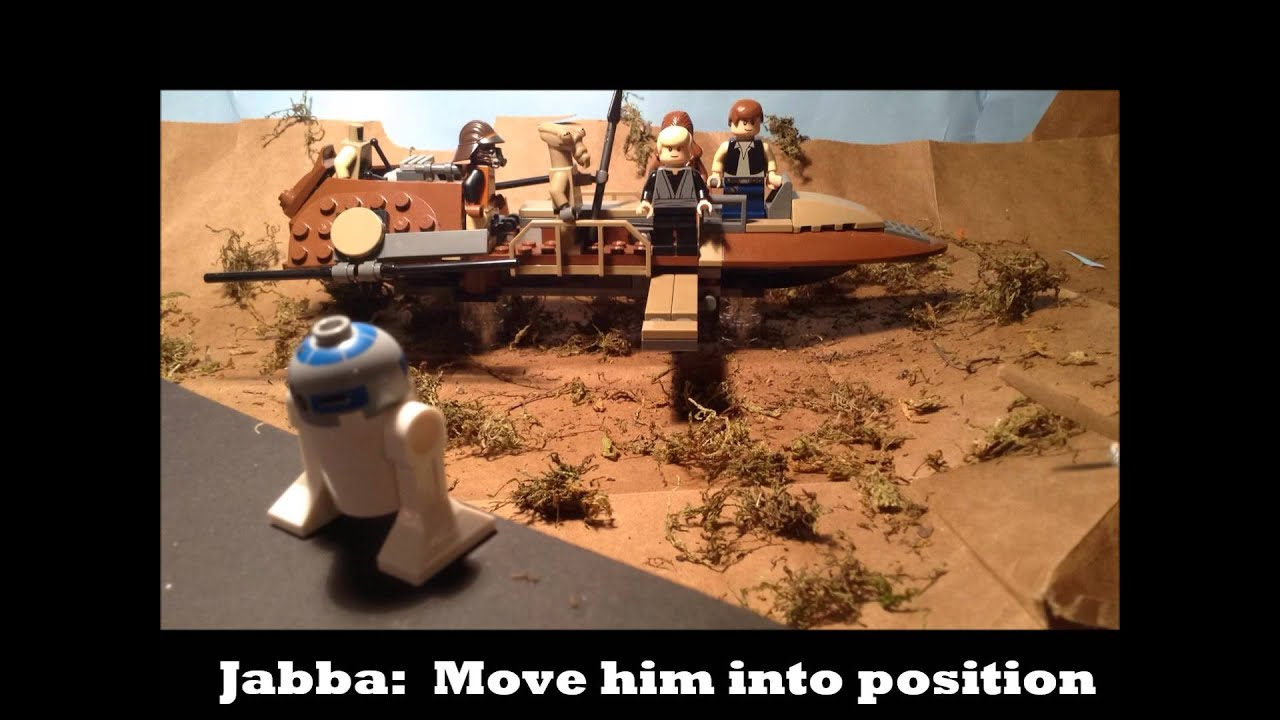 Star Wars Clone Wars Sarlacc Pit - Year of Clean Water