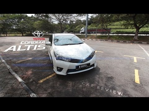 First Impressions: Toyota Corolla Altis 2.0V